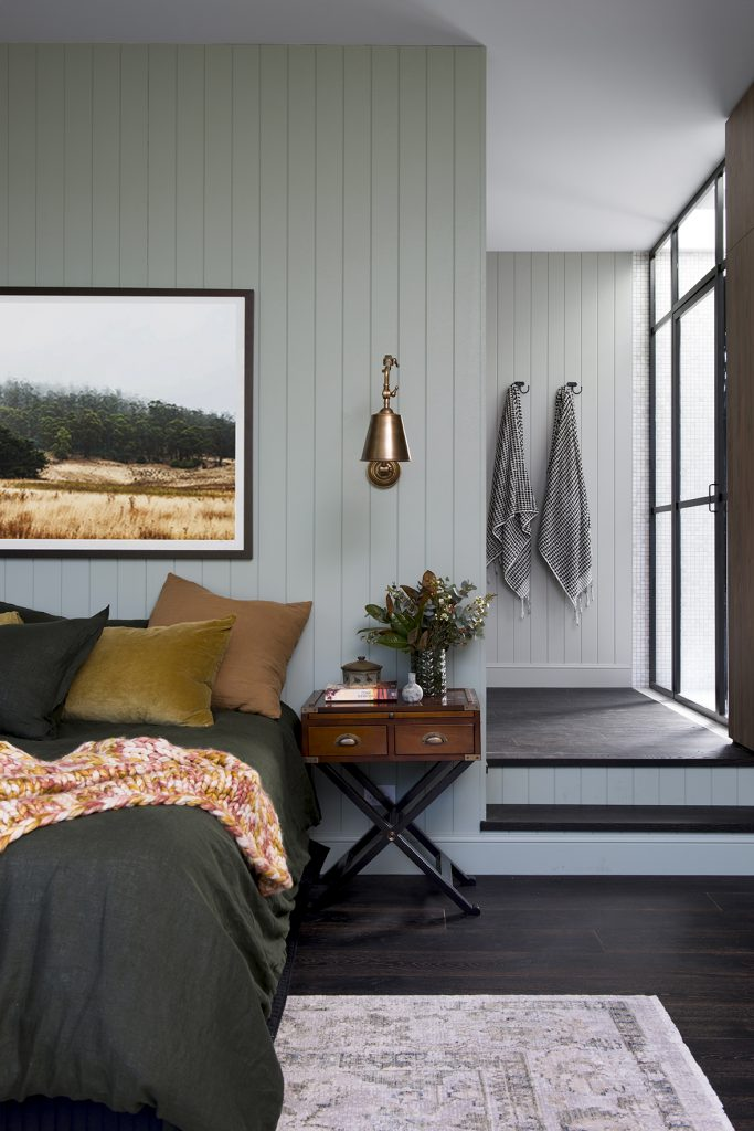 On The Wall: Improving your bedroom with Easycraft's wall panelling
