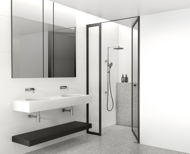 NX Showers by Phoenix: Let freedom rain with this new range