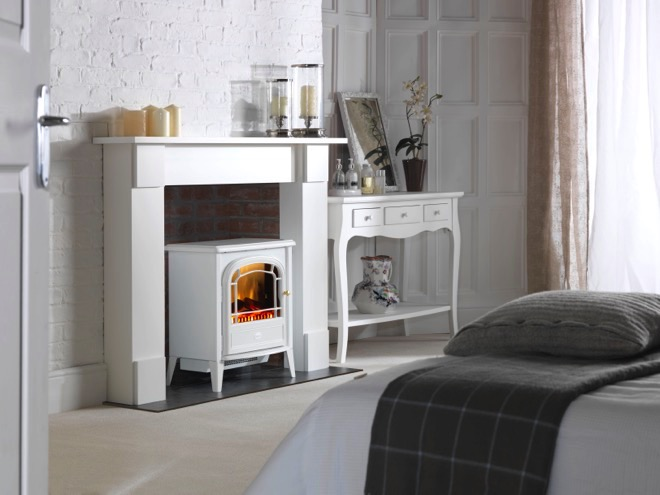 Plug and Play Electric Fires: the future of heating is here