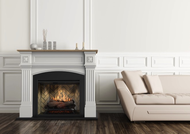 Plug and Play Electric Fires: the future of heating is here: the future of heating is here