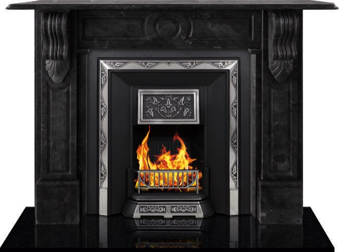 6 of the hottest marble fireplace designs for your home