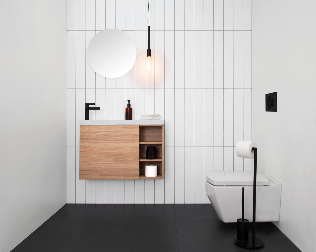 Stylish, smart storage for small spaces