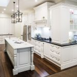 Feeling the French provincial in this traditional kitchen