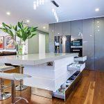 A modern kitchen marvel