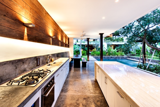Achieving your ideal alfresco kitchen