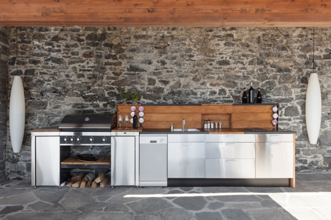 Achieving your ideal alfresco kitchen