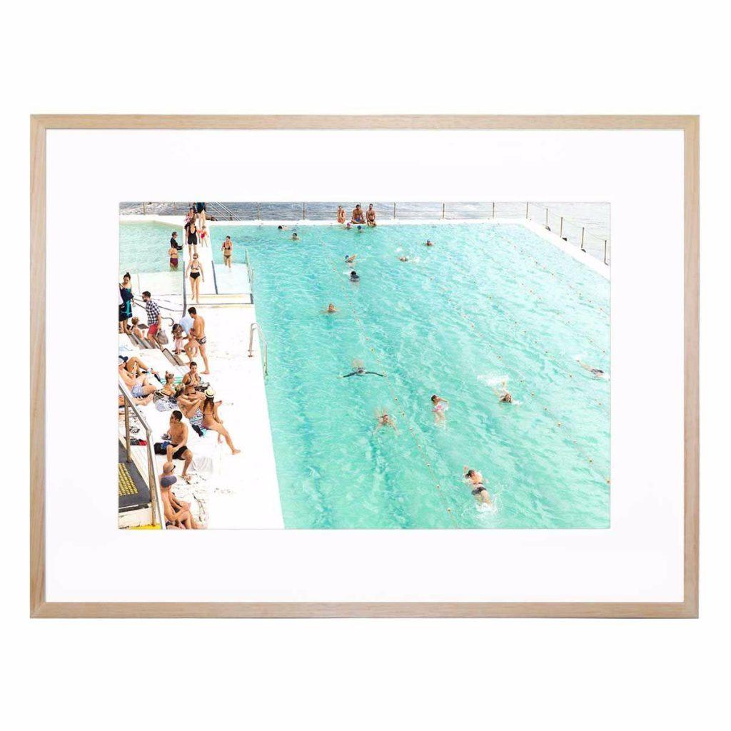 Poolside Beach