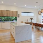 A vivacious and spacious kitchen by Direct Kitchens