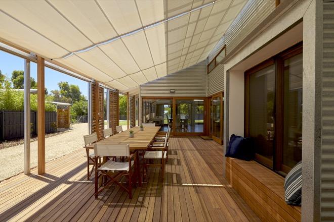 Shaderunner Case Study: Port Willunga Beach House
