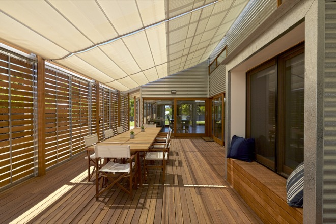 Shaderunner Case Study: Port Willunga Beach House
