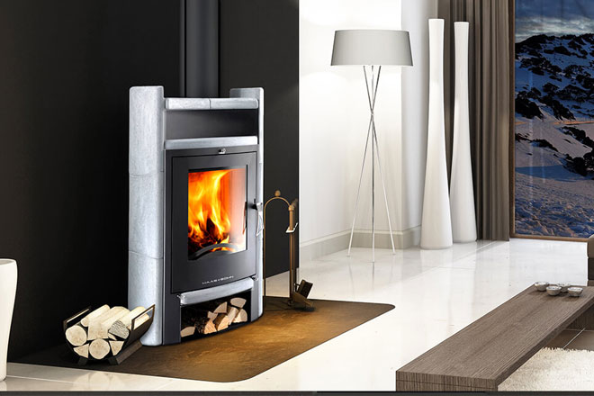 Wood-burning efficiency: the Euro Fireplaces range