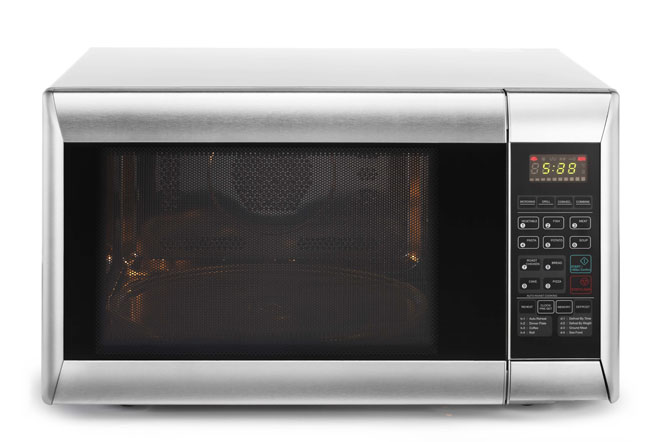 Kogan 32l Stainless Steel Convection Microwave Oven With Grill1
