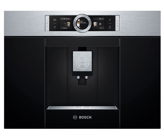 Bosch Series 8 Built In Coffee Machine V2