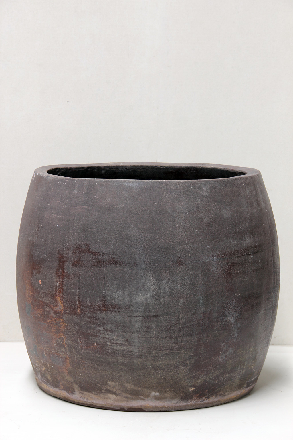 Barrel Pot Copper