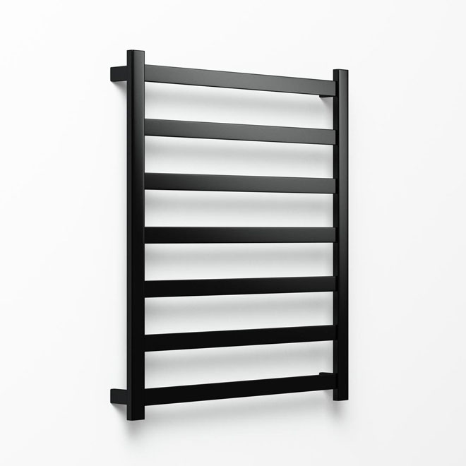Hybrid Towel Rack