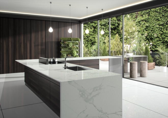 New Dekton Industrial Colours: a tribute to ageing stone and metals