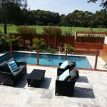 A fence you can't see: stunning glass pool fencing