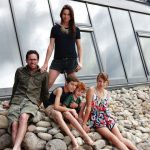 Earthship: Entirely recycled and natural home