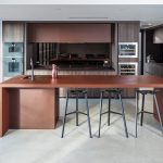 Paperstone kitchen and bathroom: the Watermans Bay design