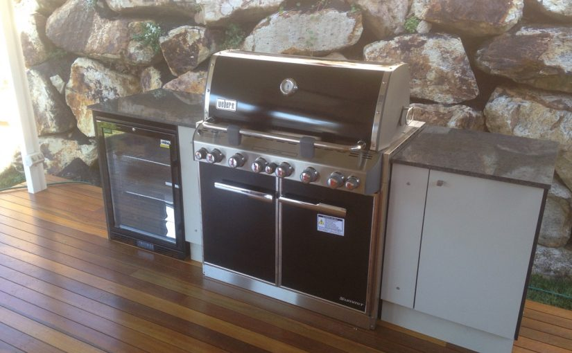 Revitalising your outdoor cooking space