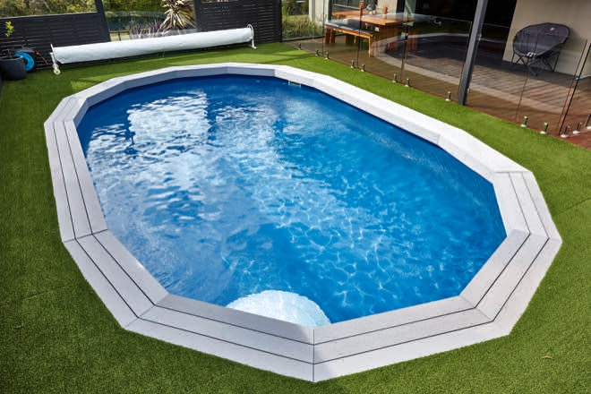 Modular Pools The Cost Effective Alternative To Fibreglass Or