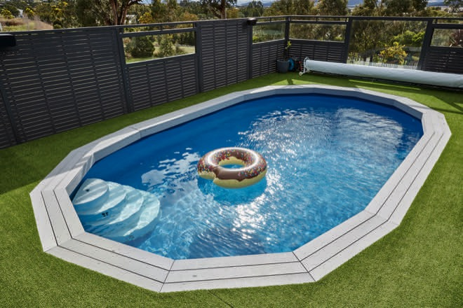 Modular Pools: The cost-effective alternative to a fibreglass or concrete pool