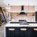 An unexpected impact in this revived kitchen