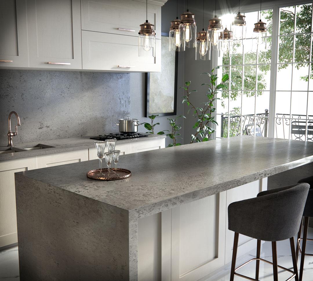 Silestone Kitchen Brooklyn V2