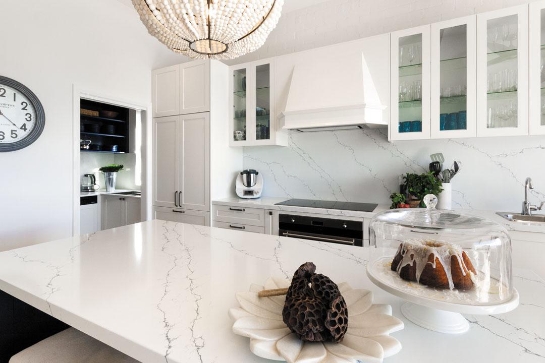 This kitchen is a coastal dream