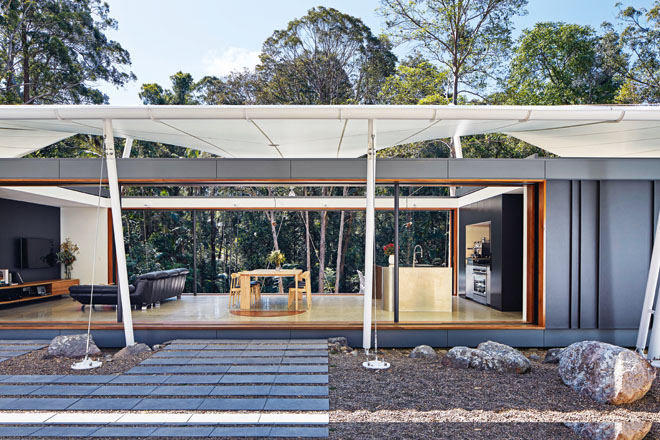 open style living