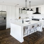 Classic design meets contemporary kitchen