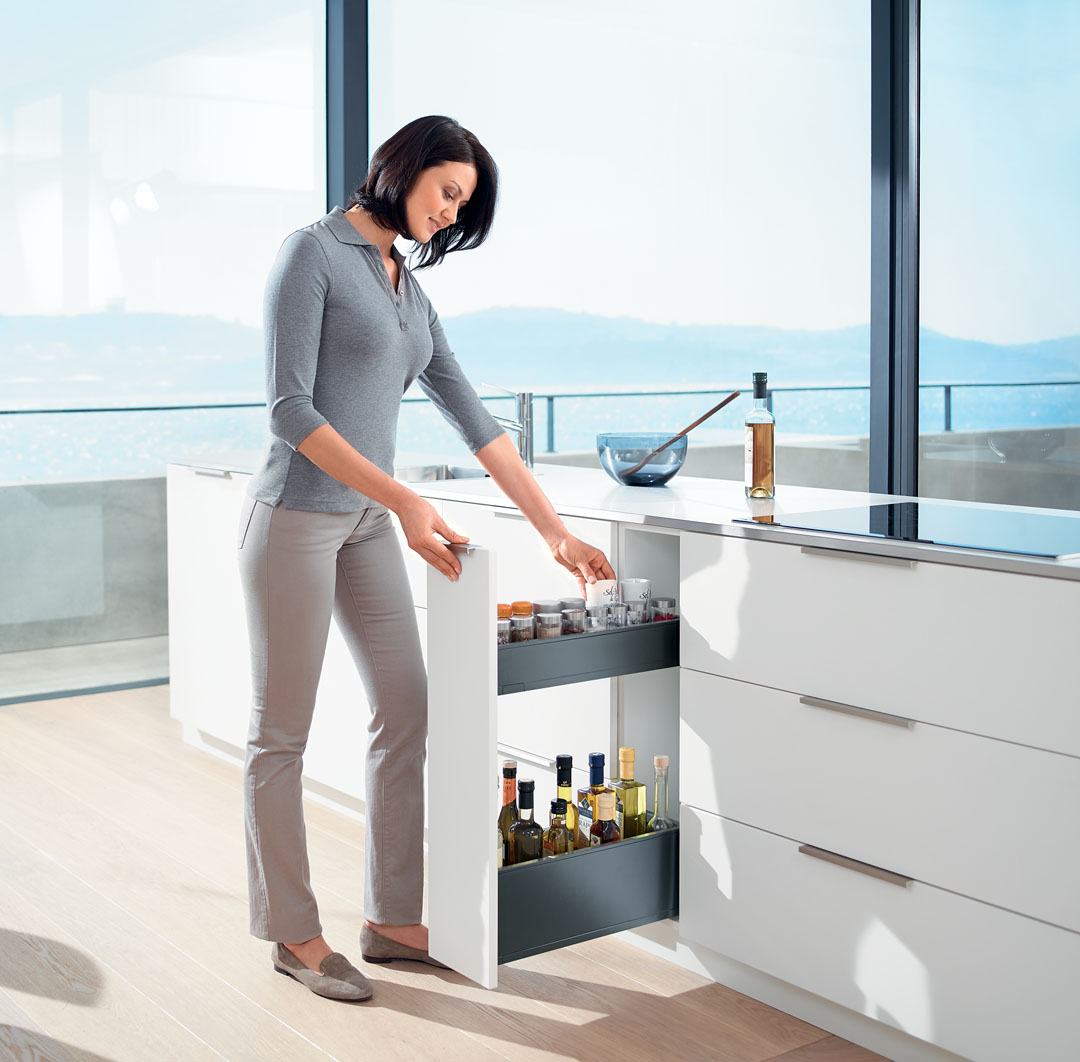 Pull Out Drawer Blum 1