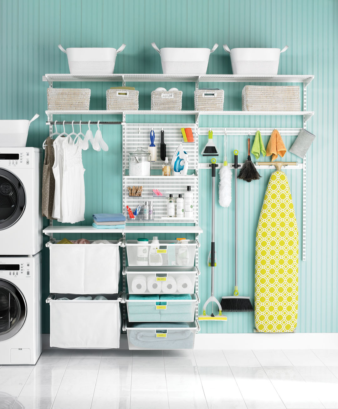 Laundry organisation with these seven products