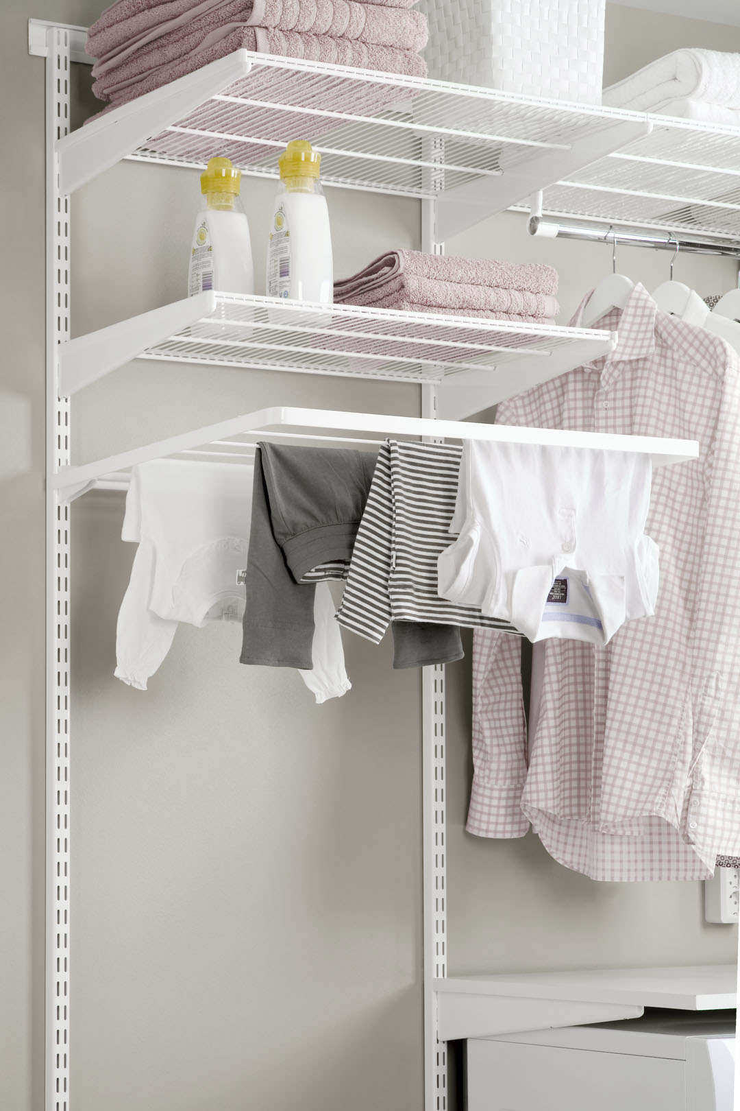 Laundry Drying Shelf