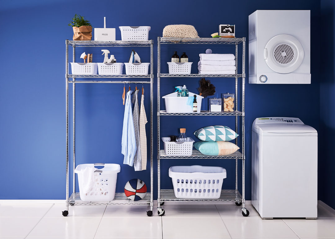 Easy Build Laundry Solution