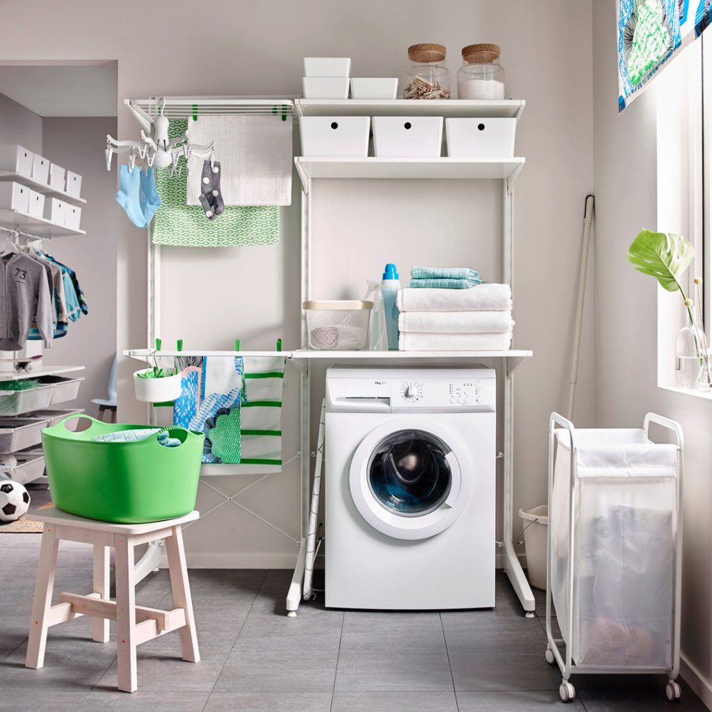Laundry organisation Q+A with IKEA Australia