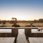 Rural retreat: a scenic Mornington Peninsula pool design