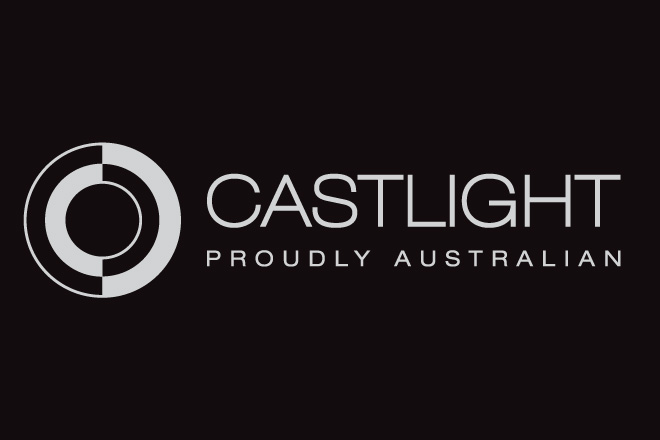 Castlight Logo Outdoor Garden Lighting