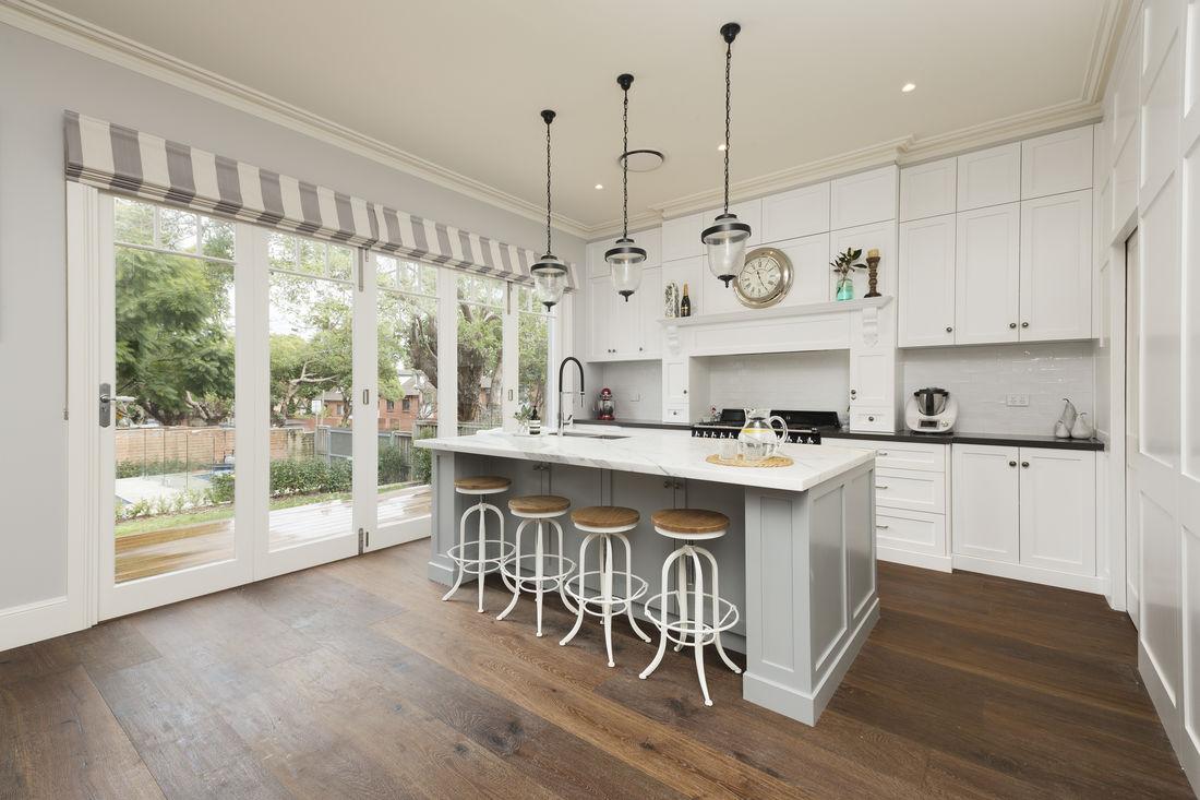 Mosman Shaker Style Kitchen 3
