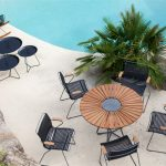 Affordable luxury: stylish outdoor furniture and lighting