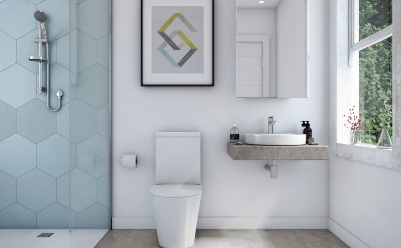 Experience the difference with this innovative toilet suite