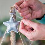 DIY: Natural Festive Wreath