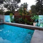 A Balinese villa-inspired plunge pool and spa project