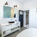 Be amazed by this bright and beautiful bathroom