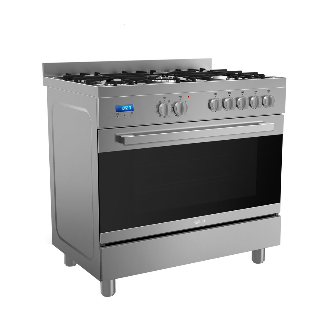 Bdfs905x F 90 Cm Freestanding Logo Oven