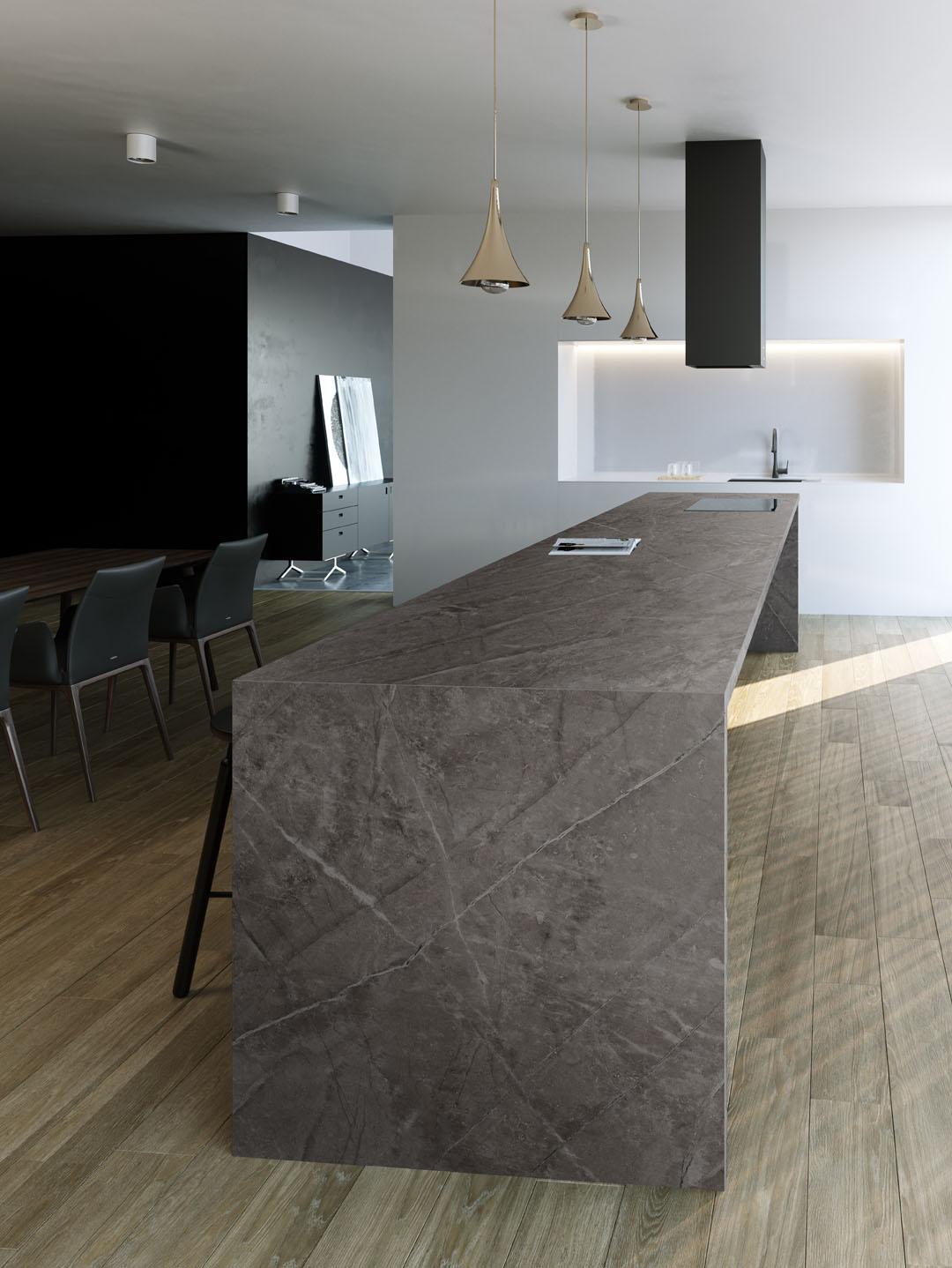 Dekton Kitchen Kira