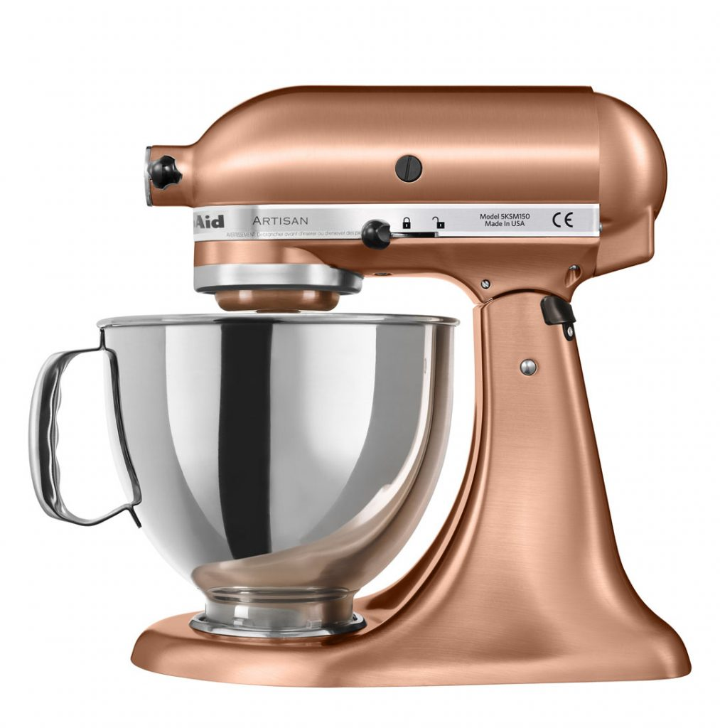 Divine Darkness Kitchenaid Copper Mixer