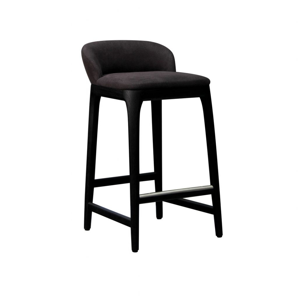 Divine Darkness New York Kitchen Stool