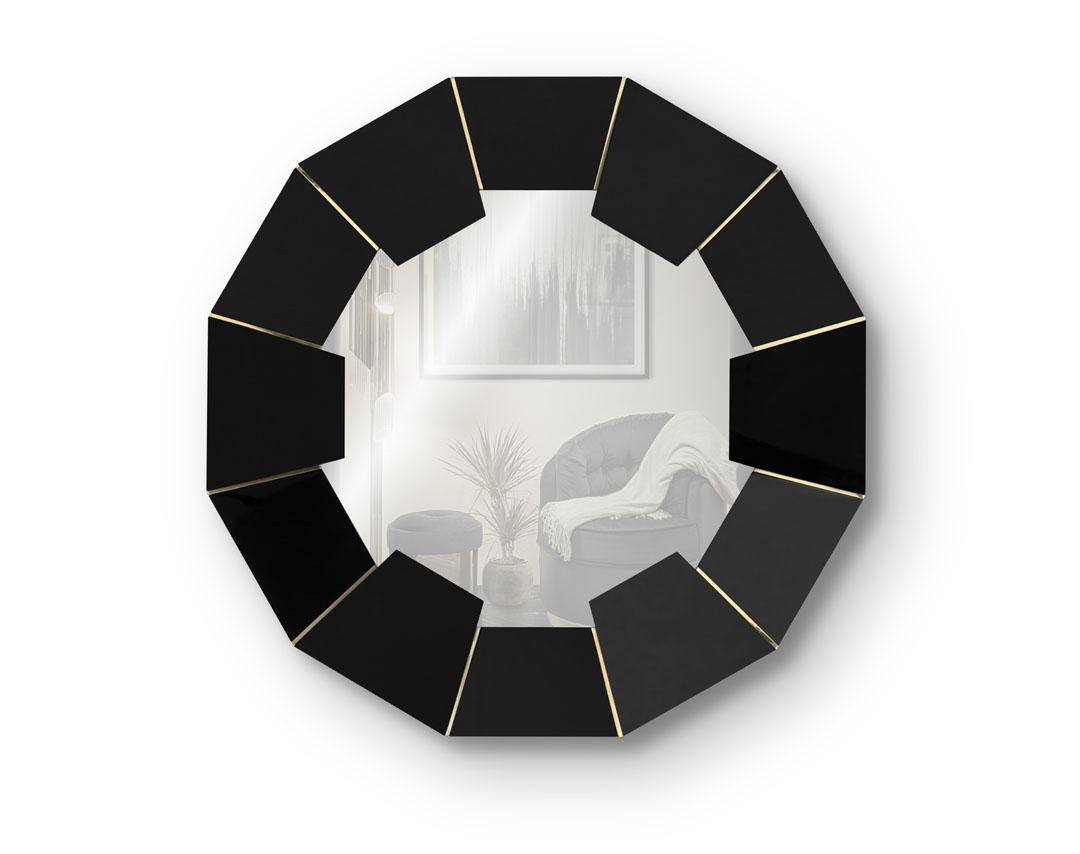 Old World Elegance Darian Black Mirror
