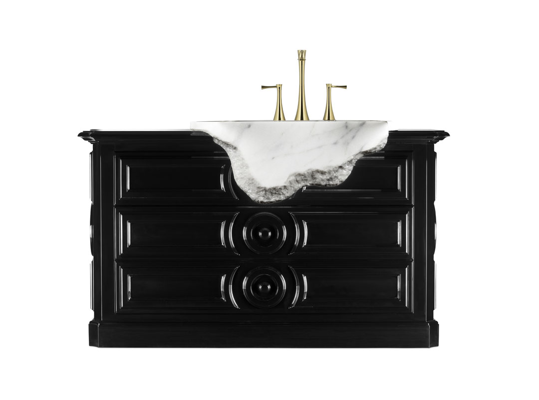 Old World Elegance Petra Washbasin Maison